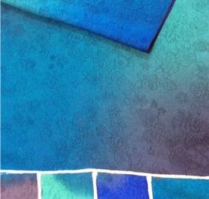 染め替えは四色暈しがおすすめ